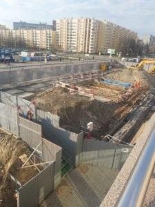 строй площадка забор