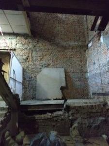 Реставрация. Демонтажные работы