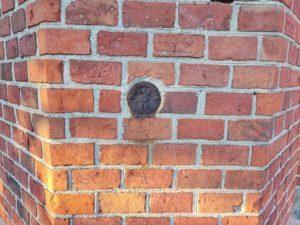 геодезический пункт стеновой